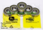 John Deere Mower Deck Bearings