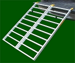 Great Day Bi-Fold Heavy Duty Ramp