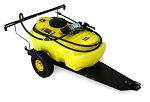 John Deere 15 Gallon Tow Behind Sprayer