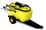 John Deere 25 Gallon Tow Behind Sprayer