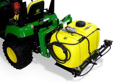 John Deere 45 Gallon 3 Pt Hitch Sprayer Lp20840