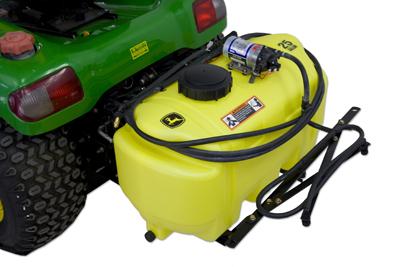 John Deere Sprayer >> John Deere 25 Gallon Mounted Sprayer LP22862