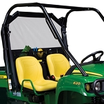 John Deere Gator OPS Rear Screen and Organizer (Black)