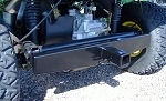 2 Inch Rear Bumper Receiver Hitch