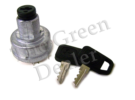 deere ignition switch and key set tca15075