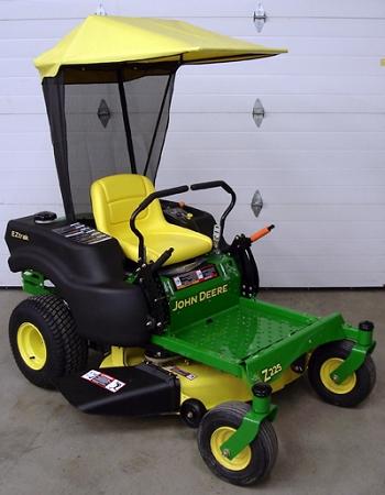 Original Tractor Cab Eztrak Sunshade Z225 Z245 Z425 Z445 Z465
