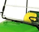 Fold Down Windshield Fits John Deere Gators With Canopy JG411A