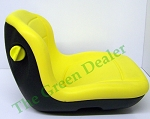 John Deere Seat With Adjustable Lumbar Control