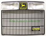 John Deere Front Grille Liquid Cooled