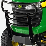 John Deere X300 and X500 Series Brushguard