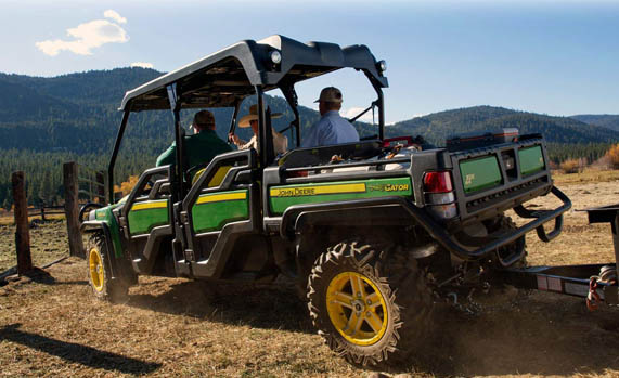 John Deere Gator Utility Vehicle Parts