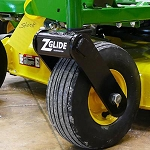 ZGlide Mower Suspension For Residential John Deere Mowers
