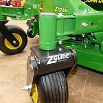 ZGlide Mower Suspension For Commercial John Deere Mowers