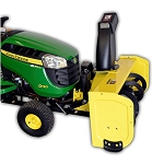 John Deere 100 Series Power Lift Kit