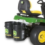 John Deere Double Bucket Holder Less Buckets