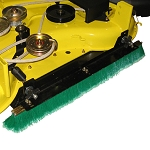 EZtrak Grass Groomer for John Deere HC Decks