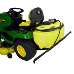 John Deere 25 Gallon Mounted X300/X500 Select Series Sprayer