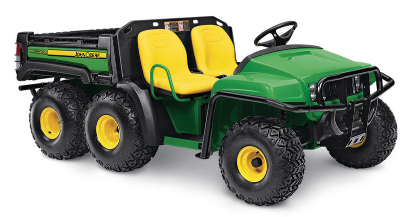John Deere TH 6X4 Gators