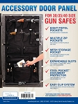 Liberty Accessory Door Panel For 30 35 and 40 Cubic Foot Gun Safes
