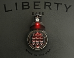 Liberty Safe Security Light For Electronic Locks on Deere Gun Safes