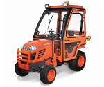 Curtis Hard Side Deluxe Cab for Kubota BX50 and BX60 Series Tractors