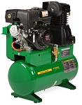 John Deere AC2-20GHS Stationary Gasoline Two Stage Air Compressor
