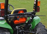 Great Day Tractor and Mower Tag Along Rack TA401