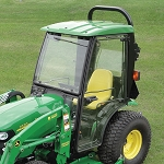 Cozy Cab fits John Deere 2032R, 2520, and 2720