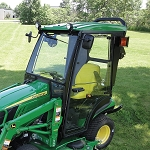 Cozy Cab to fit John Deere 1 Series Tractors