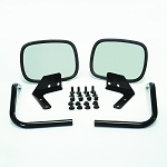 Cozy Cab Exterior Mirror Kit for 2032R 2520 2720 and 1 Series Compact Tractors