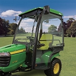 Cozy Cab for X700 Signature Series Lawn and Garden Tractors