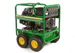 John Deere AC-G14010H Industrial Series Generator on Wheel Mount