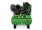 John Deere AC2-30GHS Stationary Gasoline Two Stage Air Compressor