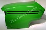 John Deere 335 Complete Hood with Decals AM132529 AM132688
