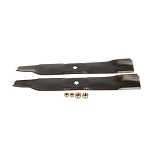 John Deere 42C Deck High Lift Blade Set