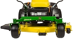 Complete 54 High Capacity Mower Deck For Z500 Series Ztraks