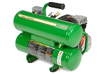 John Deere HR1-5E Hand Carry Electric Air Compressor 5 Gallon 2 HP