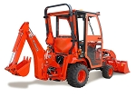 Curtis Soft Side Deluxe Cab For Kubota BX25 Series Compact Tractors