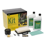 John Deere Home Maintenance Kit For 125, 135, 145, 155C, 190C, L111, L118, L120, LA120, LA130, LA140, LA150, Sabre, and Scotts