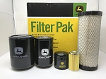 John Deere 4510, 4610, and 4710 Compact Utility Filter Pak