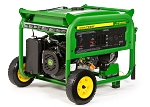 John Deere PR-G8000M-E Electric Start Portable Generator