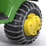John Deere Tire Chain Set for 26X12-12 Tires