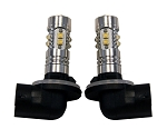 John Deere Gator 50 Watt Led Projection Bulb Pair