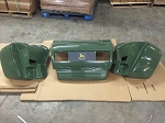 John Deere Trail Gator Hood and Front Fender Kit fits 1993-2004 Trail Gators