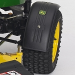 John Deere X Series Tractor Front Fender Kit For X400 HDGT X700 2WD 2WS BM21536