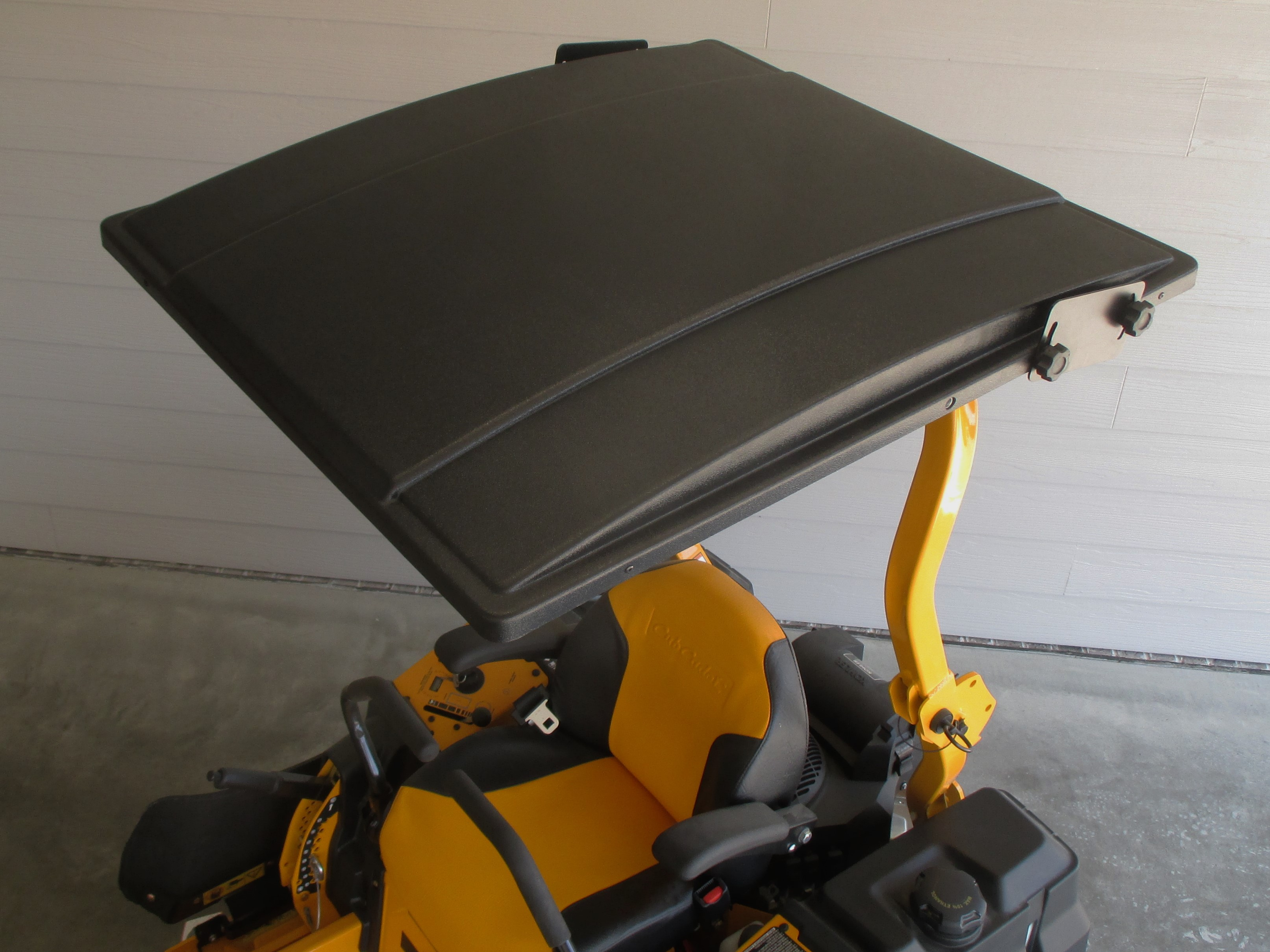 Write a Review & Universal Adjustable Canopy for Mowers and Tractors ZM3641