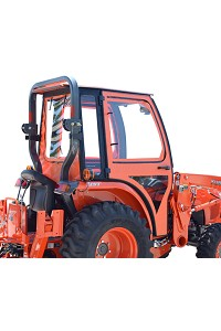 Curtis Soft Side Deluxe Cab for Kubota B Series Tractors