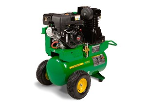 John Deere AC2-20GH Portable Gasoline Two Stage Air Compressor