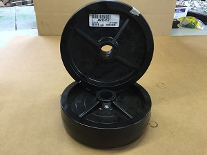 John Deere Gauge Wheel Pair AM104141