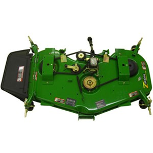 John Deere 60-inch 7-Iron™ Deep-Deck Mower Delivers Commercial Capability